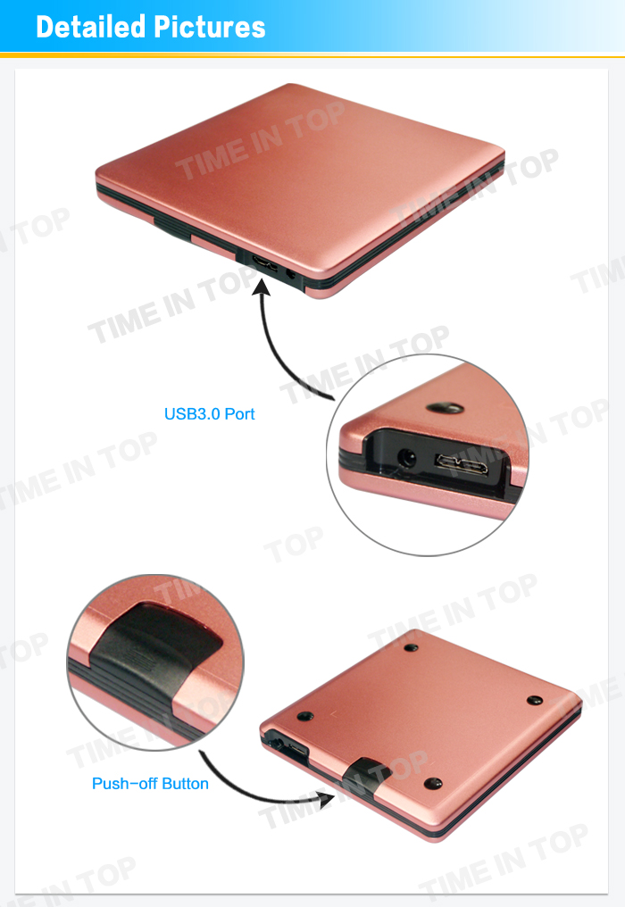external blu ray drive case supplier