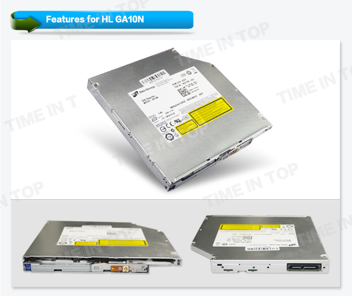 HL GA10N slot in dvd burner