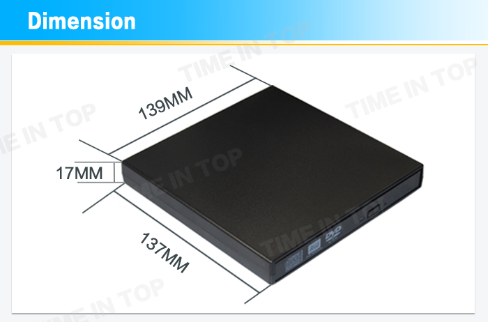 china wholesale external dvd drive case