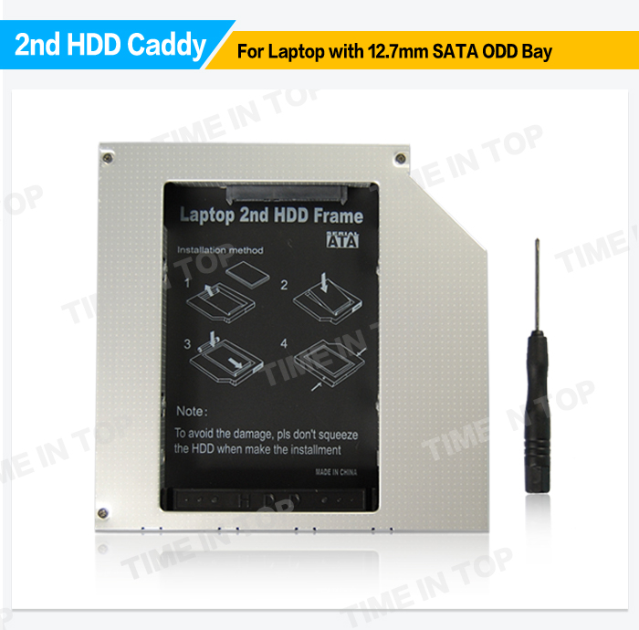 Laptop 2nd hdd caddy