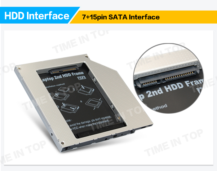 sata optical bay caddy