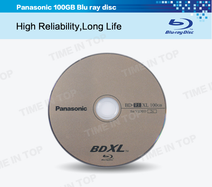 LM-BE100J BD-RE XL Disc
