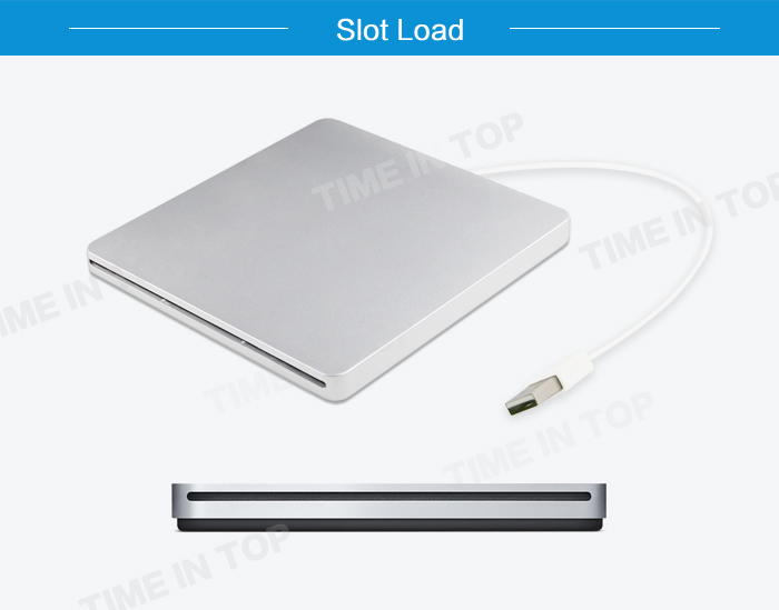 Slot load DVD Burner