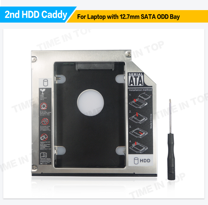12.7mm universal hdd caddy